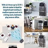 Honeywell Indoor Portable Evaporative Cooler, 525