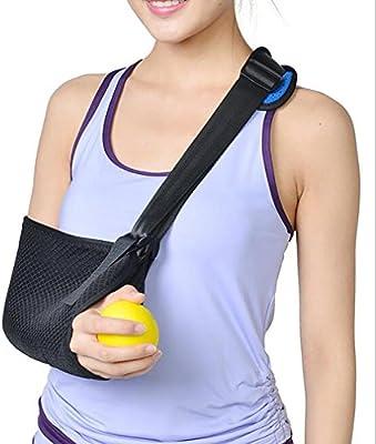 LL-Cabestrillo para brazo con soporte para el pulgar, hombro ...