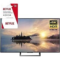 Sony KD-55X720E 55 Class 4K HDR Ultra HD TV w/ 3 Month Netflix Subscription
