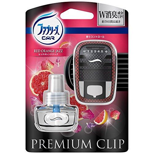 - Febreze deodorant car for premium clip Jazz Night fragrance body 7ml *AF27* ()