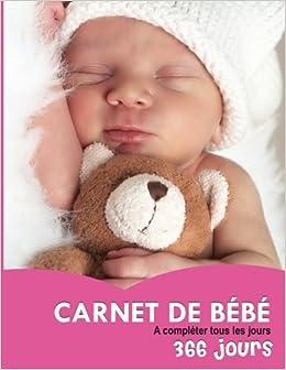 Carnet De Bebe French Edition Assmatnet 9781500820558 Amazon