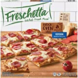 FRESCHETTA PIZZA BRICK OVEN CRUST PEPPERONI 22.7 OZ PACK OF 2