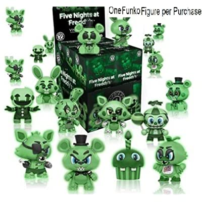 Funko Five Nights at Freddy's One Mystery Figure Action Figure: Funko Mystery Mini:: Toys & Games