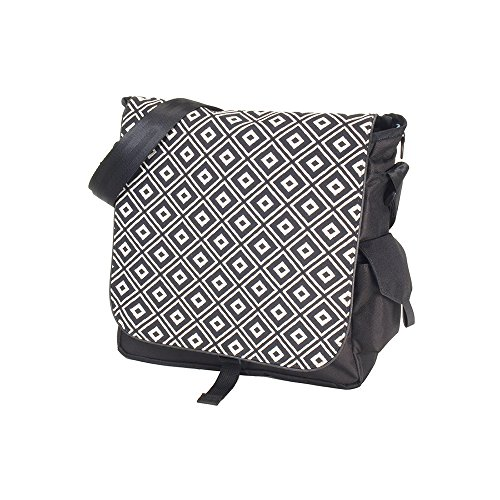 DaisyGear Sport Diaper Bag - Black (Dadgear Sport Diaper Bag)