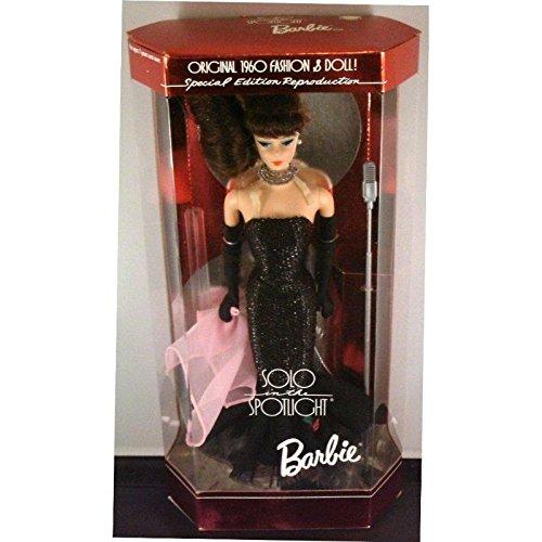Solo in the Spotlight 1960 Reproduction Barbie