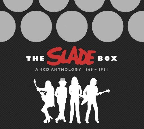 THE SLADE BOX 4CD