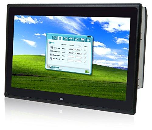 IEI 21.5インチワイド産業用タッチパネルPC インテルCore i3 4330搭載 静電容量式タッチタイプ PPC–F22AA–H81i-i3/4G/PC