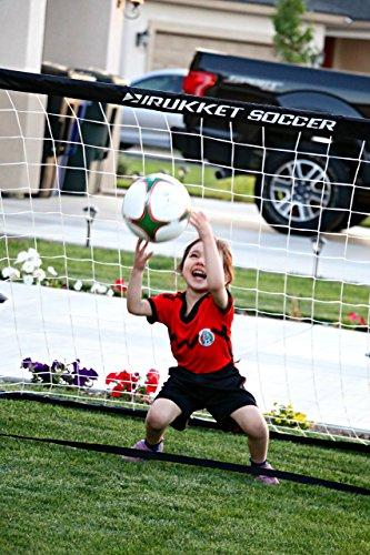 Rukket Grasshopper Portable Soccer Goal (6×4)