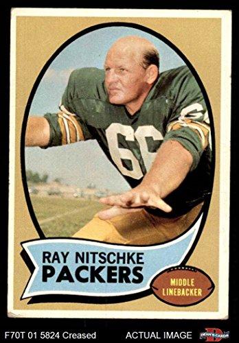 Ray Nitschke Green Bay Packers - 6