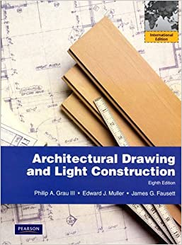 Book Architectural Drawing and Light Construction