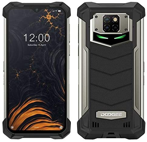 Smartphone doogee s88 pro (2020) rugged, 4g impermeabile SCS2020