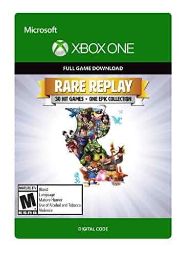 Amazon.com: Rare Replay - Xbox One Digital Code: Video Games
