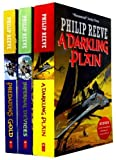 Philip Reeve Mortal Engines Collection 3 Books Set