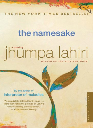The Namesake: A Novel cover