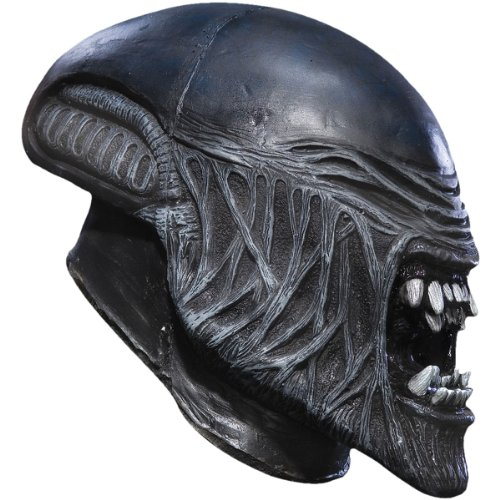 Alien Child's Alien Mask