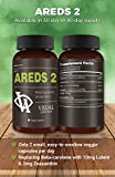 AREDS 2 Formula for Eye Health - 180 Count
