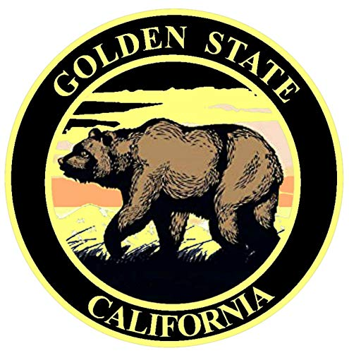 California - Golden State - Bear - 3