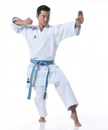 Tokaido Karate Kata Master Athletic Gi WKF 12oz uniform