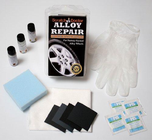 The Scratch Doctor AR1-SUBA Alloy Wheel Pro Repair Kit