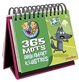 365 mots illustrés - 5/6 ans