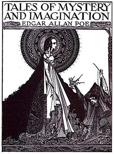 Amazon.com: Harry Clarke - Illustrations from Tales of Mystery and Imagination by Edgar Allan Poe - 40 Trading Cards Set: Everything Else