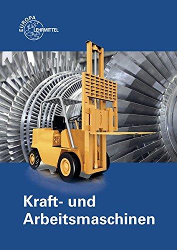 Kraft- und Arbeitsmaschinen