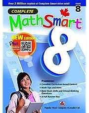 Complete MathSmart 8: Grade 8