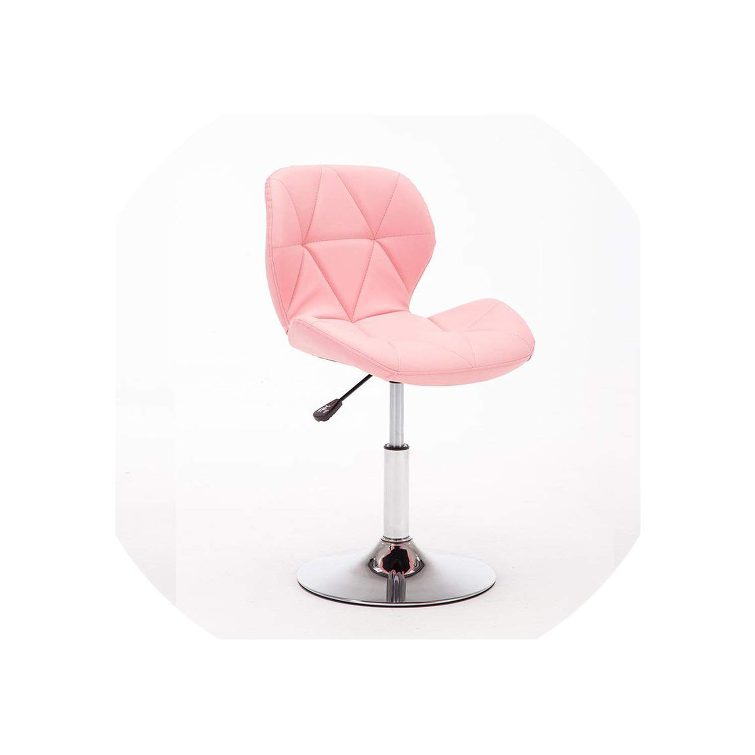 Style 7 tthappy76 New Bar Stools Bar Chair redating Lift Chair High Stools Home Fashion Creative Beauty Stool Swivel Chair,Style 9