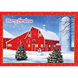 Bergeron Christmas Cards.Amazon Com Sandy Bergeron Mackenzie Creek Christmas