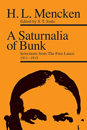 Collection Bunk (A Saturnalia of Bunk: Selections from The Free Lance, 1911–1915)