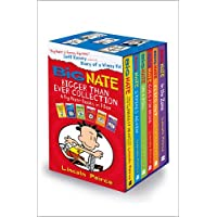 Big Nate Series Collection Lincoln Peirce 6 Books Box Set Gift Pack (Big Nate on...