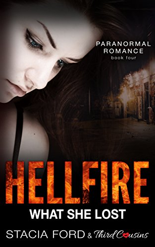 Hellfire What Lost Paranormal Romance ebook product image