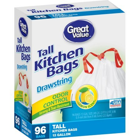 great-value-drawstring-odor-control-lemon-scent-tall-kitchen-trash-bags-13-gal-96-count