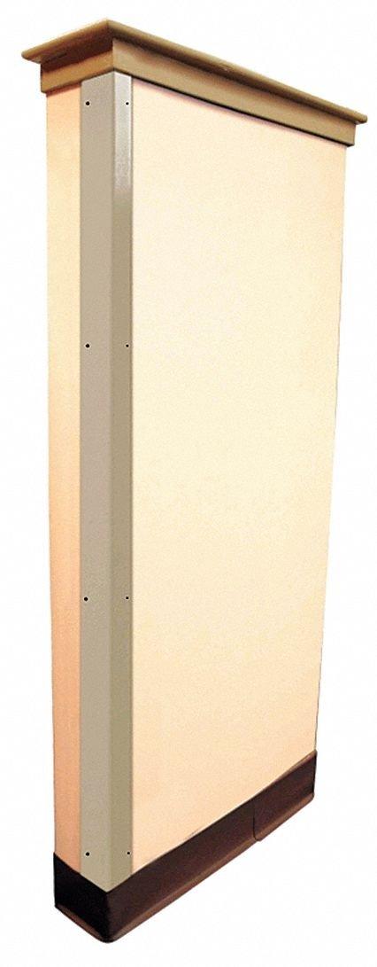 Corner Guard,Beige,1-1/2 x 48 In.