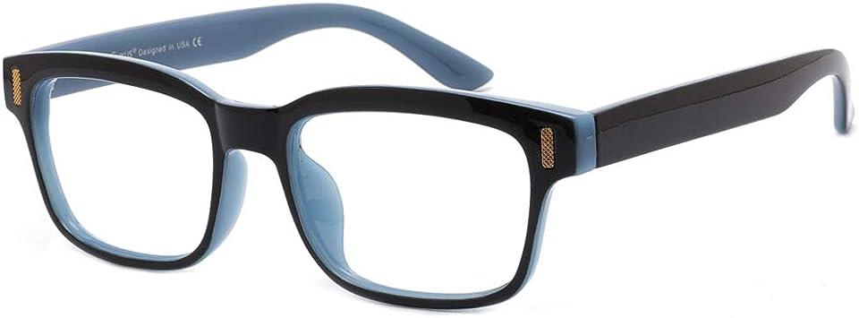 TIJN Occhiali Luce Blu Bloccanti Occhiali Retr/ò Computer Occhiali Unisex