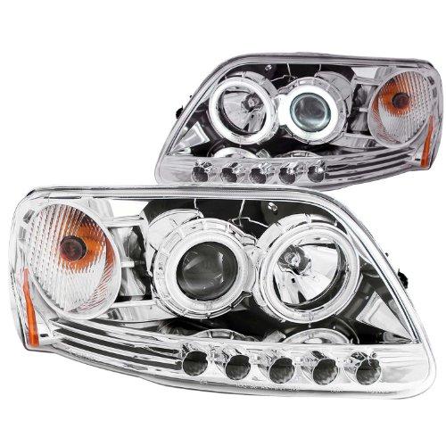 99 f150 headlights clear - 5