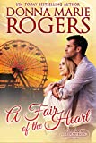 Front cover for the book A Fair of the Heart (Welcome To Redemption) by Donna Marie Rogers