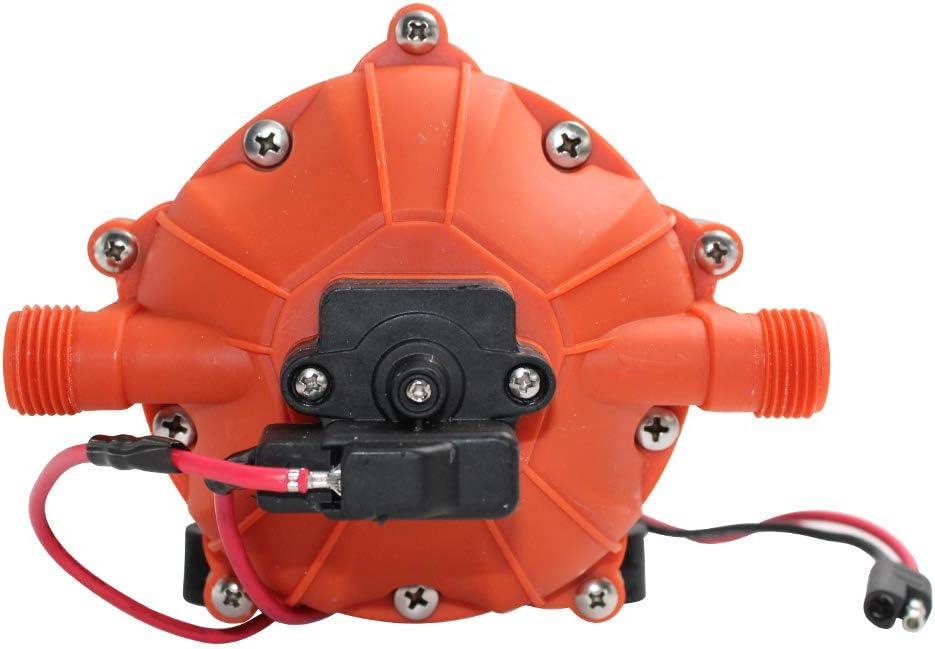 Marine B Baosity DC 24V Water Pressure Diaphragm Pump 60 PSI 18.9 LPM For Motorhome Boat