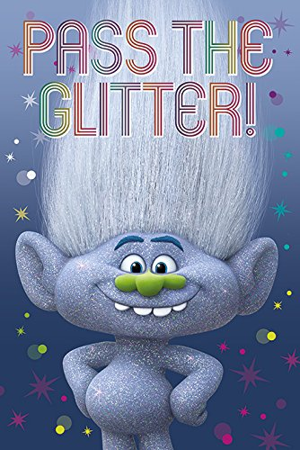 Guy Glitter Wall Art