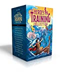 img - for Heroes in Training Olympian Collection Books 1-12: Zeus and the Thunderbolt of Doom; Poseidon and the Sea of Fury; Hades and the Helm of Darkness; ... the Birds; Ares and the Spear of Fear; etc. book / textbook / text book