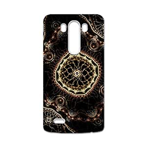 Happy Artistic fractal abstract design Cell Phone Case for LG G3