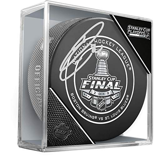 - Ryan O'Reilly St. Louis Blues 2019 Stanley Cup Champions Autographed Series-Clinching Official Game Puck - Fanatics Authentic Certified