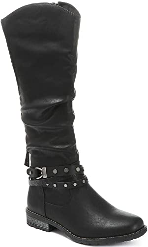 Pavers Relife Casual Knee High Boot 315