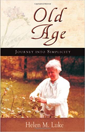 Book Old Age: Journey into Simplicity