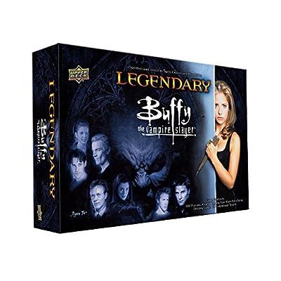 Upper Deck Legendary: Buffy the Vampire Slayer: Toys & Games