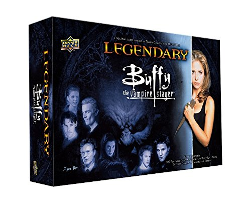 Upper Deck Legendary: Buffy the Vampire Slayer ()