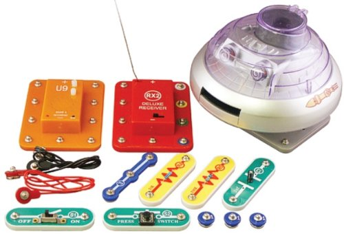 Snap Circuits Deluxe Snap - 6