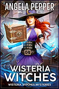 Wisteria Witches by Angela Pepper ebook deal
