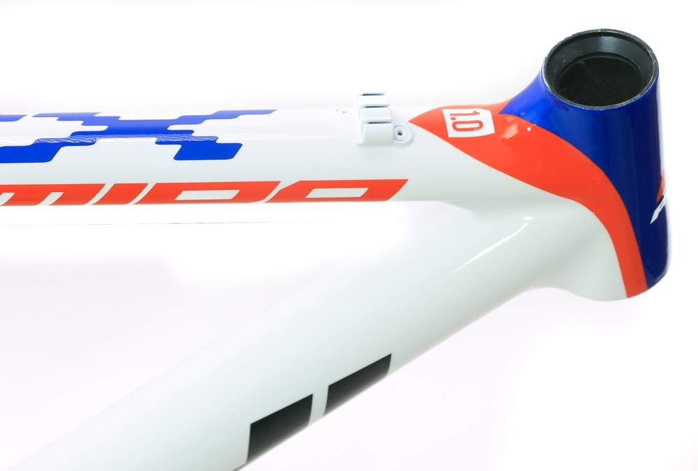 Fuji Altamira CX 1.0 52cm 700c Carbon Fiber Cyclocross Frame White New