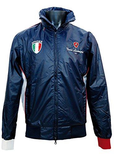 fa8a3019827 Tonino Lamborghini Golf Men s Windproof Jacket (Extra Large)